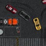 Игра Нелегальная гонка на парковке