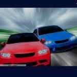 Игра Две машины - 3Д гонки