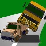Игра Прыгающий грузовик