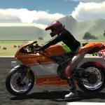 Игра Симулятор мотоцикла на Unity 3D
