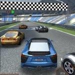 Игра Быстрые круговые гонки 3Д