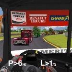 Игра Гонки на грузовиках Рено на Unity 3D