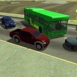 Игра Машины и автобус в юнити симуляторе