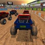 Игра Онлайн гонки Monster Truck 3D