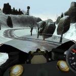 Игра Зимой на мотоцикле