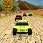 Игра 3Д игра: быстрые багги
