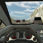 Игра Бесконечная гонка на машине