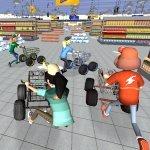 Игра Гонки на тележках в супермаркете