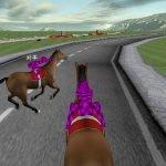 Игра Гонки на лошадях на двоих 3Д