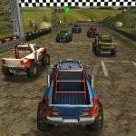 Игра 3Д гонки на больших джипах