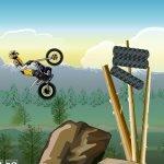 Игра Крутой триал на мотоцикле