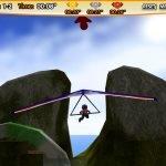 Игра Игра: полет на дельтаплане