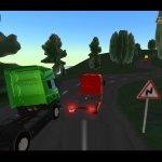 Игра Гонки дальнобойщиков на грузовиках