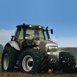 Игра Безумные тракторные гонки
