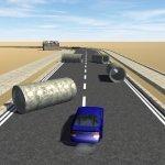 Игра По дороге с препятствиями на время