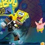 Игра Гонки Губки Боба по Бикини Ботом 3Д